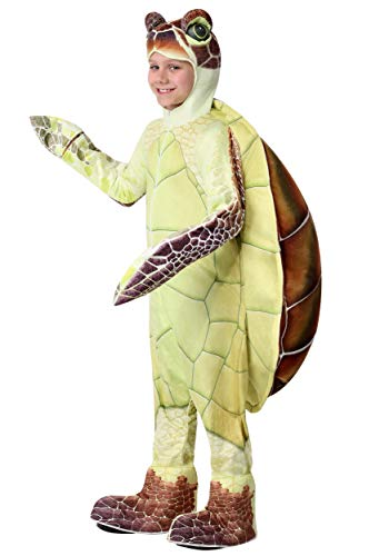 (Sea Turtle Costume Small)