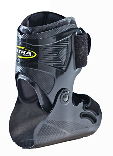 Ultra Zoom Ankle Brace, Black, Small/Medium