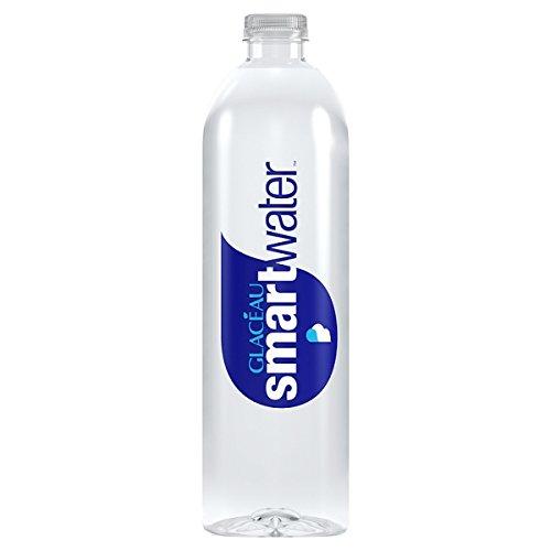 Glaceau Smartwater 600ml (Packung mit 24 x 600 ml)