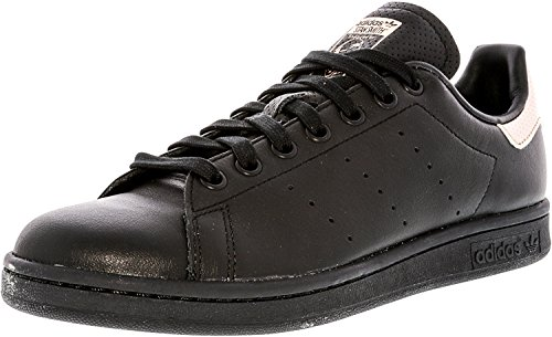 Donna Sneaker Rose Stan Black adidas Smith Black Gold F4zxwq
