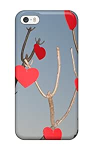 Premium Durable Valentinesdaytree Fashion Tpu Iphone 5/5s Protective Case Cover