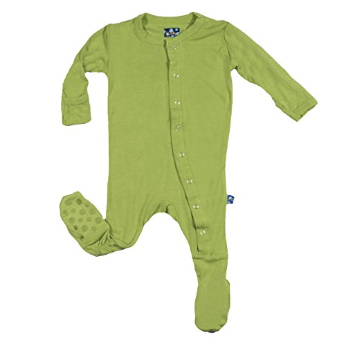Kickee Pants Baby Print Footies