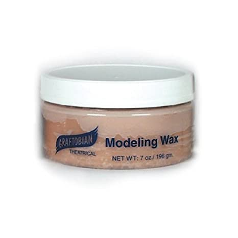 Graftobian Modeling Wax - Light Flesh (1 oz) 88580