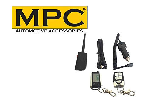2-Way [Upgrade Kit] for Existing 1-Way or Add-On Remote Starter Systems by Crimestopper (2 Way Upgrade Kit)