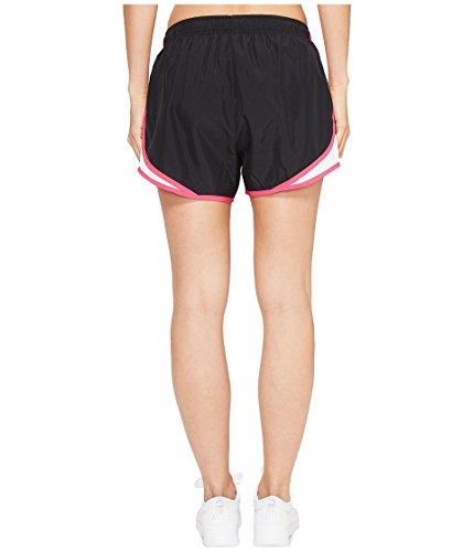 Short NIKE Running GREY PINK Dry BLACK Tempo WOLF Women's VIVID WHITE wIIafq7
