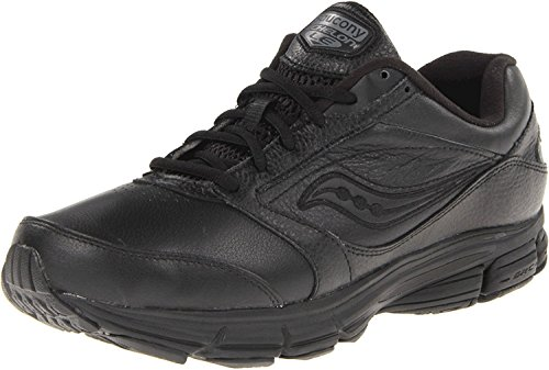 Saucony Mens Echelon LE2 Walking Shoe, Negro, 47 D(M) EU/11.5 D(M) UK
