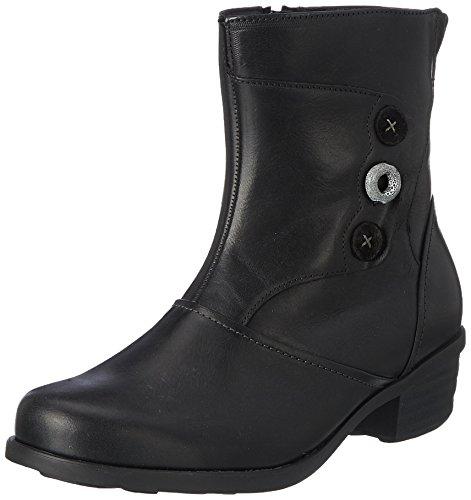 Havanna Black h Women's Ganter 01000 Schwarz Boots stieffl dR6xF7