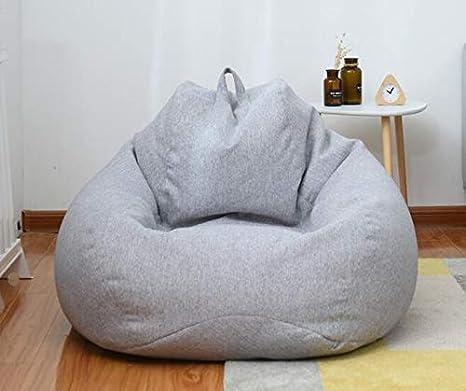 DIIYer-Bu Puf Sofá Lazy Man Tatami Sofá cómodo y Acogedor ...