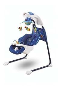 Fisher-Price Ocean Wonders Aquarium Cradle Swing (Discontinued by Manufacturer)