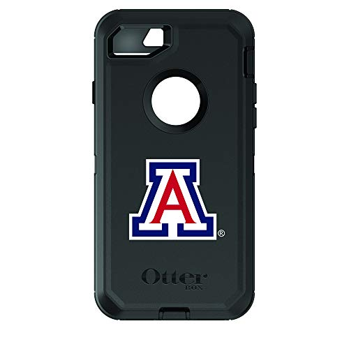 Fan Brander NCAA Phone case, Compatible with Apple iPhone 6 and Applie iPhone 6s with OtterBox Commuter Series (Arizona Wildcats)