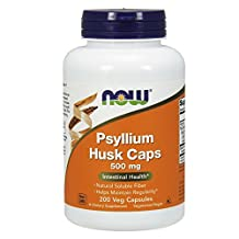 Psyllium Husk by NOW - 200 capsules