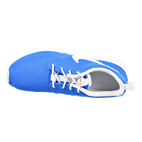 photo One orange Scarpe Ginnastica Unisex Gs Roshe da blue Bambino safety Nike white SqOW1H85