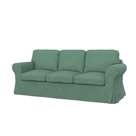Soferia - Funda de Repuesto para sofá IKEA EKTORP de 3 ...