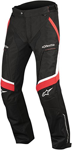Alpinestars Ramjet Air Men's Street Pants - Black/Red/White / (Alpinestar Motorcycle Pants)