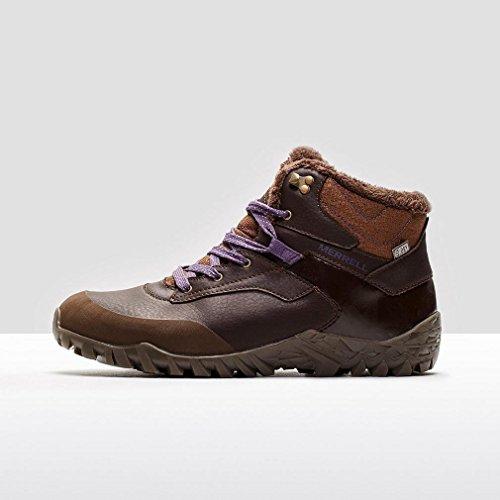 Merrell Fluorecein Thermo 6 Waterproof - Calzado - marrón 2015 Chocolate Brown