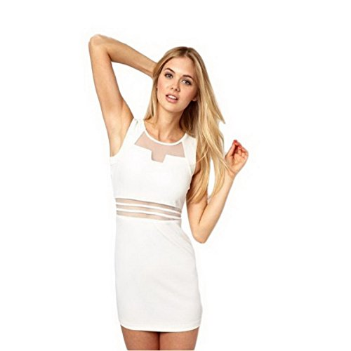 Dress Dresses Women Sexy JFLAI Fashion Style Dresses Women Hollow Mini Clothing Out Summer Dress Sexy Woman White European qwwtP6S