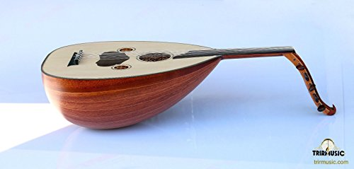 Turkish Quality Mahogany String Instrument Oud Ud by SALA