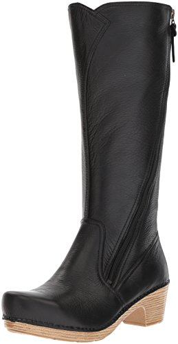 Martha Pull Women's Black Dansko Tumbled Up SzUn5qnfac
