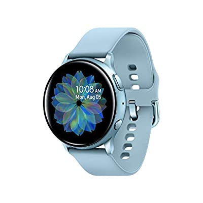 Samsung Galaxy Watch Active 2 (40mm, GPS, Bluetooth) Smart Watch with Advanced Health Monitoring, Fitness Tracking , and…