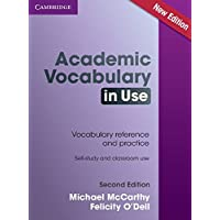 Academic Vocabulary in Use 2nd Edition. Book with answers