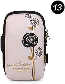New-green Esecuzione di Jogging Phone Bag Sports Wrist Bag Braccio Esterna Impermeabile del Sacchetto di Mano