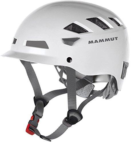 Mammut El Cap Helmet - White/Iron (Helmet Skate Cap)