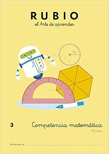 COMPETENCIA MATEMÁTICA 3: Amazon.es: ENRIQUE RUBIO POLO, SLU: Libros
