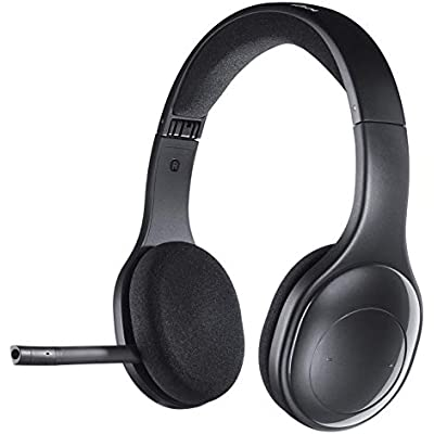 Logitech H800 Wireless Headset for and Mac  Renewed