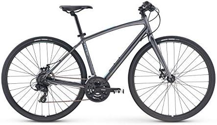 Raleigh Bikes Alysa 2 Fitness Bicicleta híbrida para mujer: Amazon ...