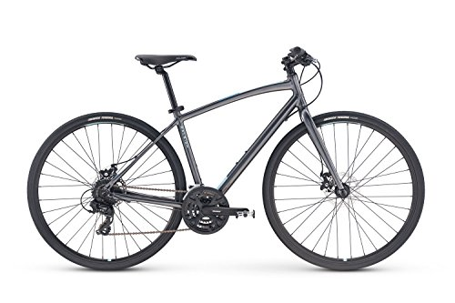 Raleigh Bikes Women's Alysa 2 Fitness Hybrid Bike