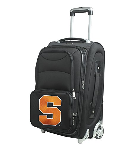 NCAA Syracuse Orange 21-Inch Carry-On by Denco