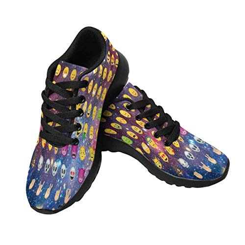 Cross Women's Sneakers InterestPrint 3 Running Trainers Multi 04A7wq