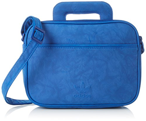 adidas Damen Mini Airliner Tasche, Collegiate Royal, 23 x 17 x 8 cm