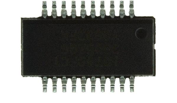 5x PI49FCT3805HEA IC CLK BUFFER 1:5 133MHZ 20QSOP PERICOM #722102