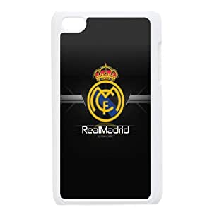 Ipod Touch 4 Phone Case Real Madrid Nd3892