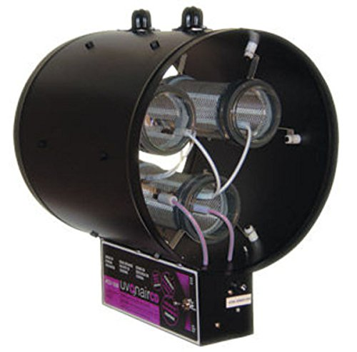 12 in. In-Line Corona Discharge - Uvonair Ozone Generator - OECD1200