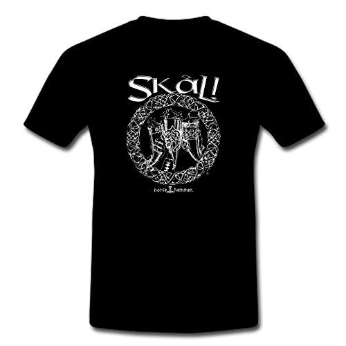 Norse Hammer Noir Xl shirt Homme T aHdqrwa