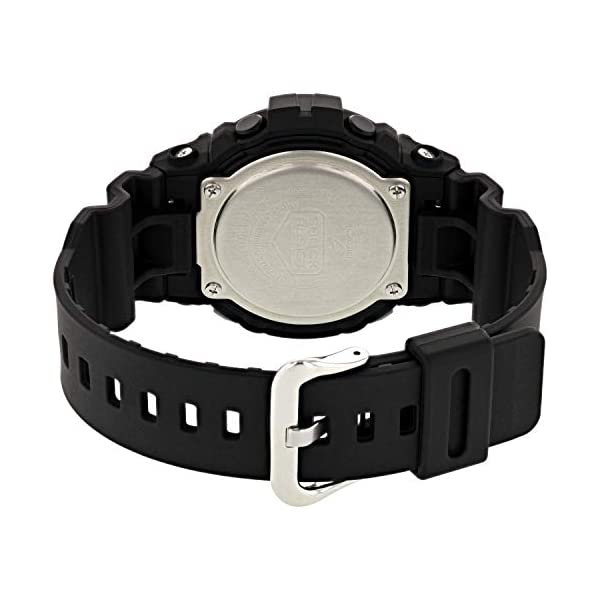 Casio Reloj Analógico-Digital para Hombre de Cuarzo con Correa en Resina 3