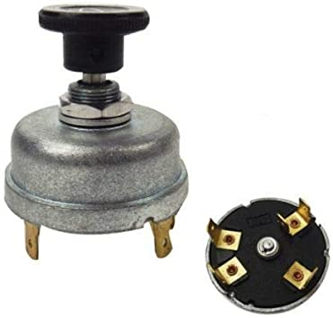 Rotary Light Switch for Many Ford Tractors 65-up
