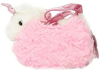 Aurora World Fancy Pals Plush Pink Pet Carrier 2