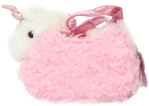 Aurora World Fancy Pals Plush Pink Pet Carrier by Aurora (Image #2)