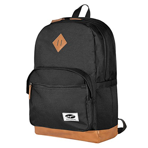 Olympia Element 18 Backpack, Black One Size