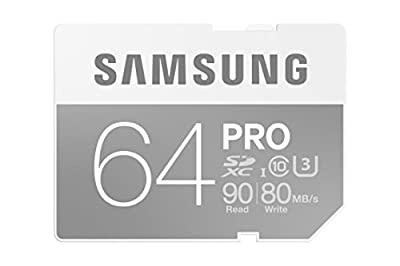 Samsung America PRO Class 10 SDHC up to 90MB/s