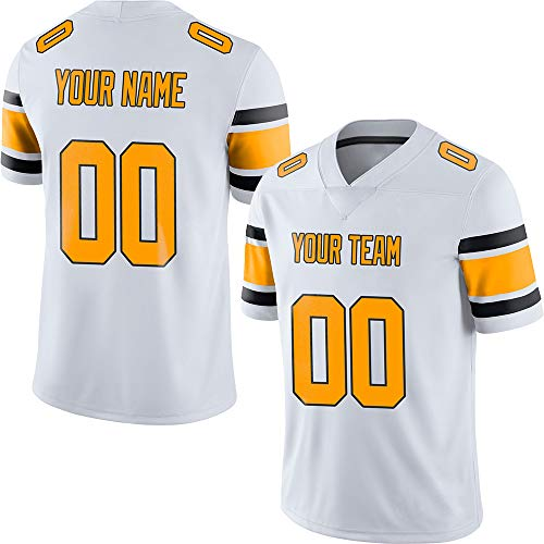 Football Jerseys for Men Embroidered