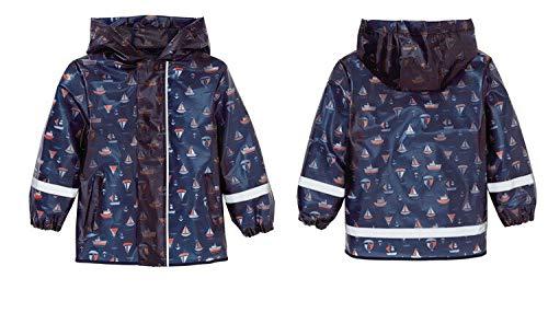 F 115-130cm NHDYZ Imperméable VêteHommest de Pluie imperméable 80-130Cm pour Enfants Enfants Filles garçons bébé Manteau de Pluie Poncho Veste tranchée imperméable