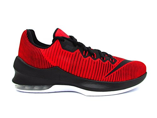 Nike Rot II Homme White University Oro Chaussures Air Black Red Metallizzato Max Basketball Infuriate Nero de R0gRrfW