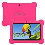 Best Kids Tablet With Wifis - Tagital T7K Kids Tablet, 7 inch Display, Kids Review