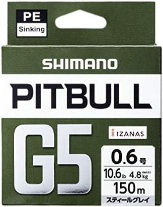 シマノ ピットブルG5 100mの画像