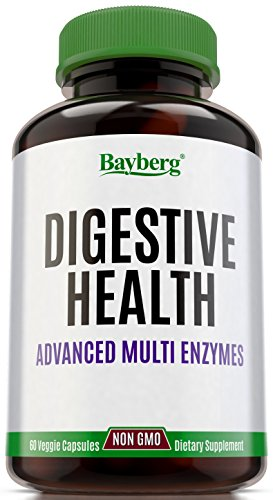 Natural digestive enzymes supplement
