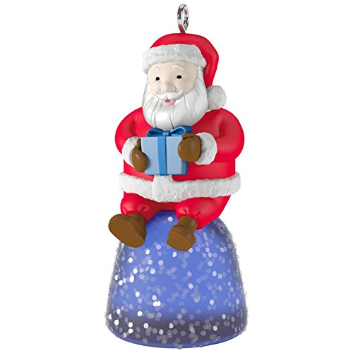 Hallmark Keepsake 2017 Sweet Li'l Santa Gumdrop Mini Christm